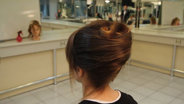 Saç Topuzu Modelleri Muz Topuz Nasıl Yapılır Videolu Anlatım